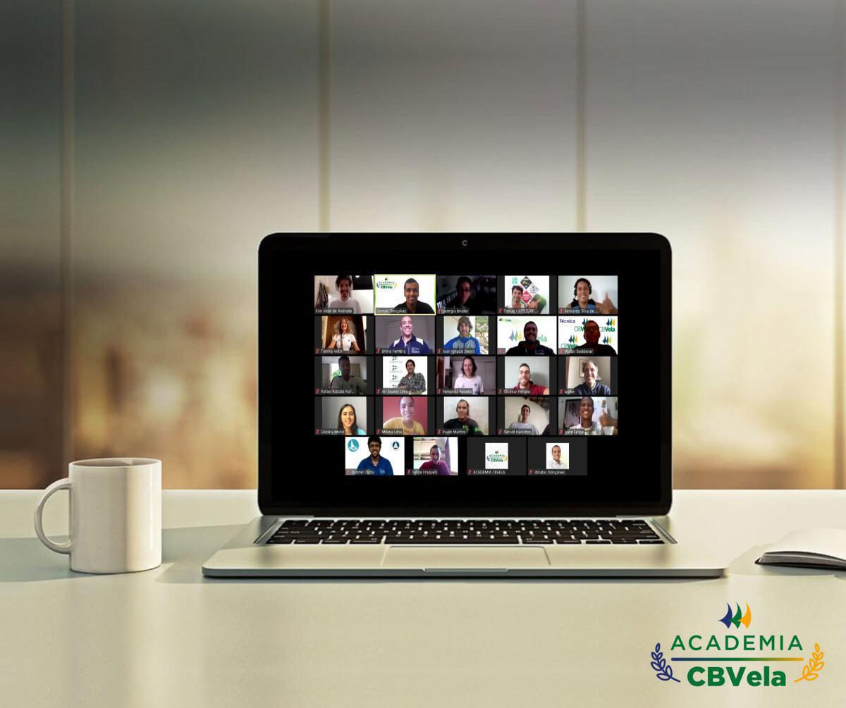 Turma 5 - Clínica Online de Formação de Monitores