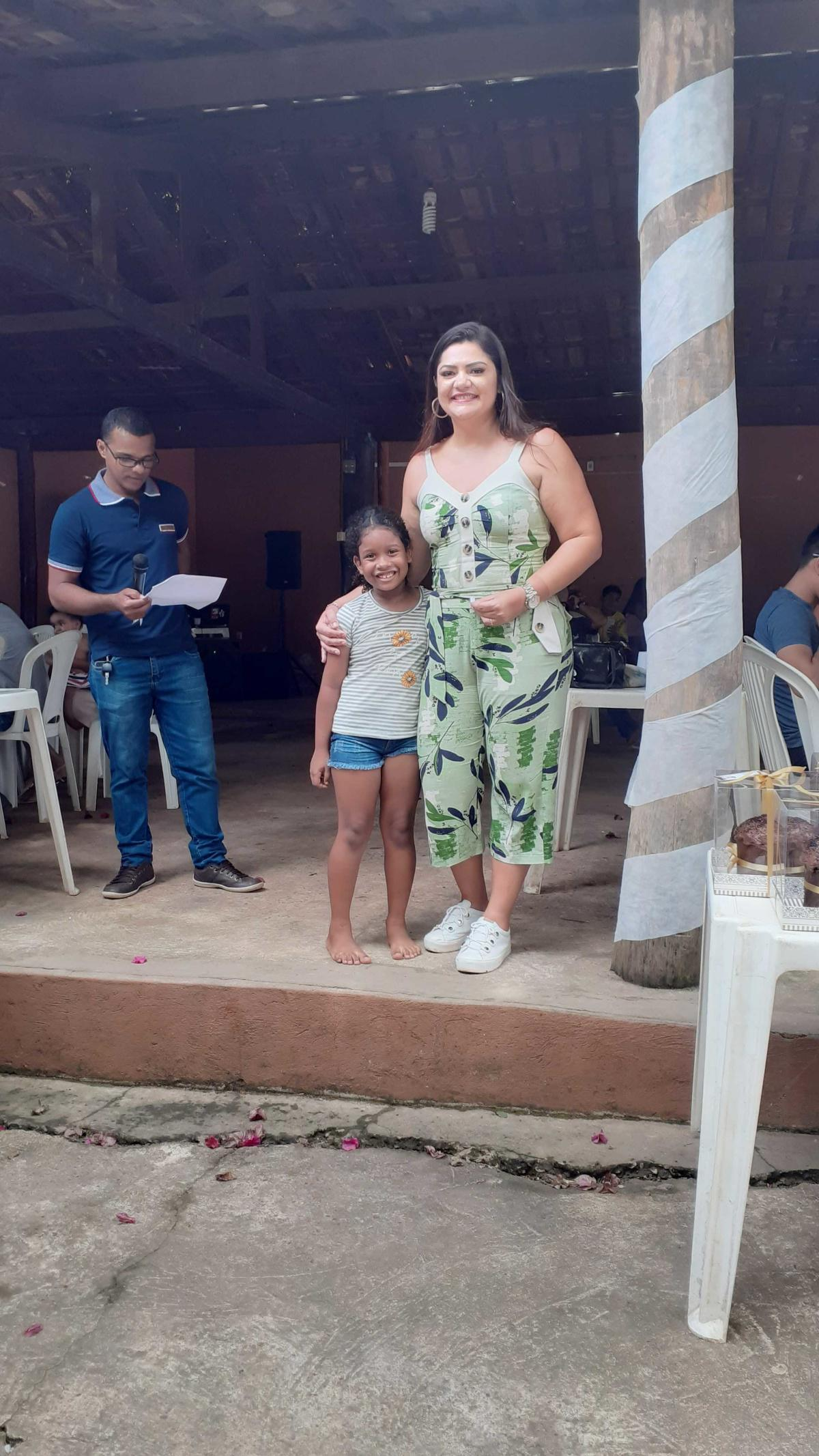 CONFRATERNIZAÇÃO EQUIPE JOELMA LEITE