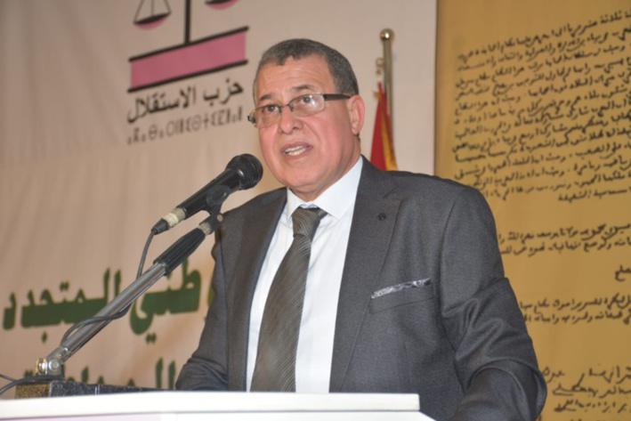A l'occasion du 76e anniversaire de la présentation du Manifeste de l'indépendance, M. Nizar Baraka dresse l'état du sentiment patriotique et appelle à bâtir un avenir commun