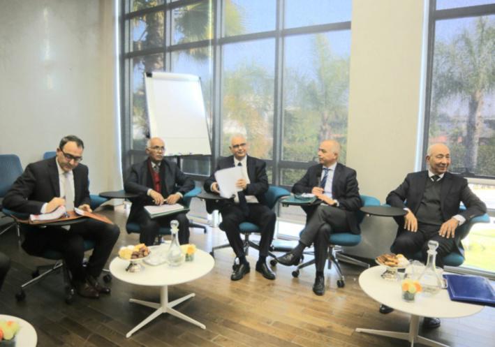 Le Parti de l'Istiqlal présente sa vision du modèle de développement lors de sa réunion avec la Commission Spéciale sur le Modèle de Développement