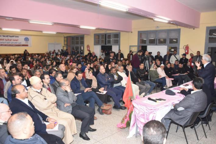 M. Nizar Baraka place la culture et les jeunes au cœur du nouveau modèle de développement