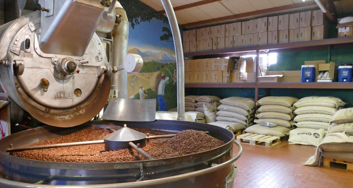 Cafè Moccador SA