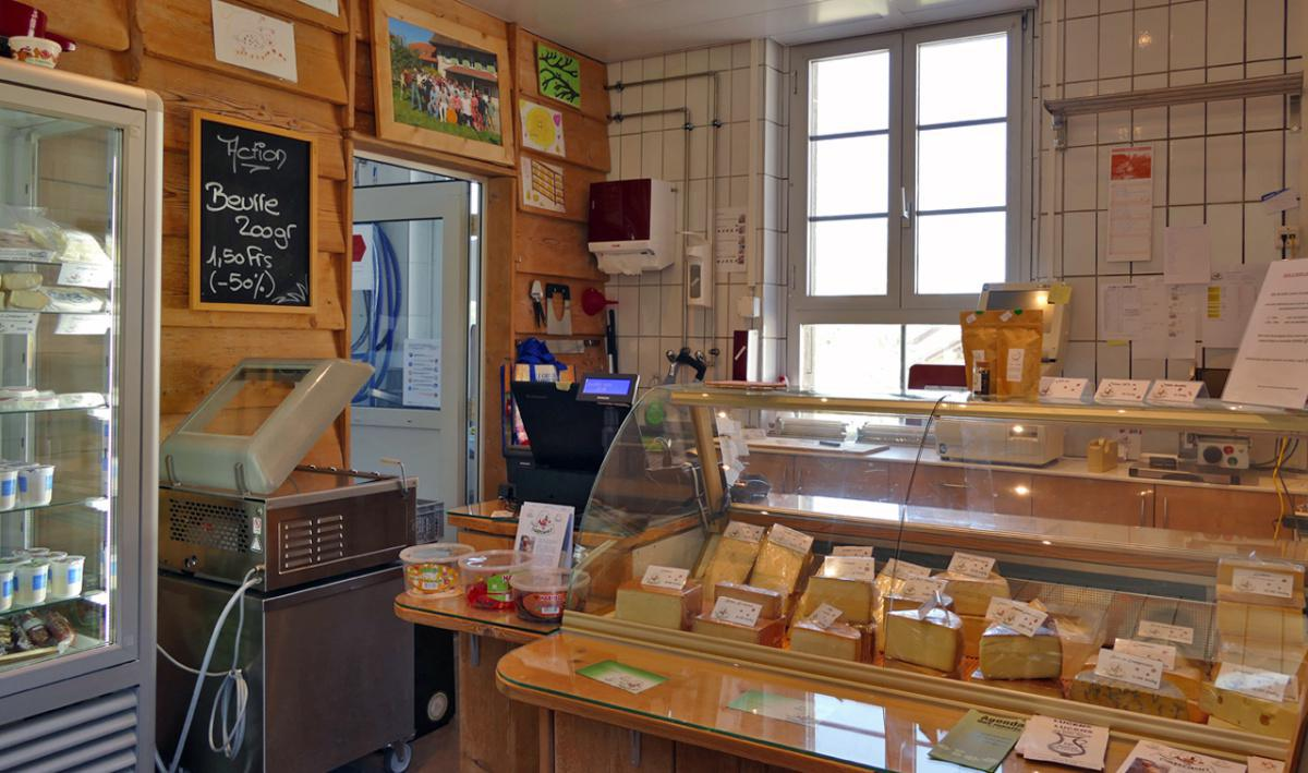 Fromagerie Combremont