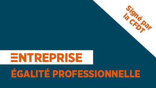 Accord FTSA Egalité Professionnelle 2004-2007
