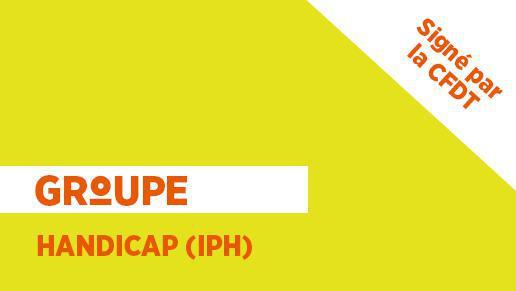 Accord Handicap 2014-2017 Orange SA
