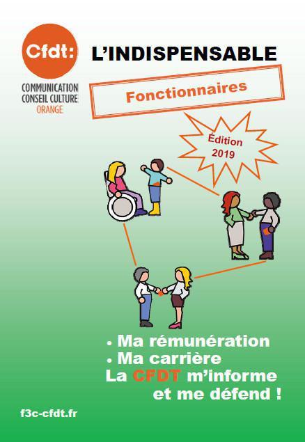 Indispensable Fonctionnaires Rémunération chez Orange Edition 2019