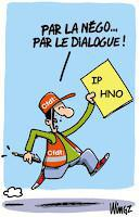 CSO : Négociation IPHNO Interventions Programmées en Heures Non Ouvrables