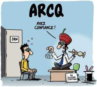 L'ARCQ sans Triomphe