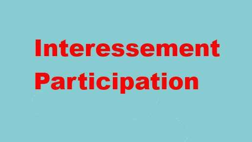 Interessement et participation