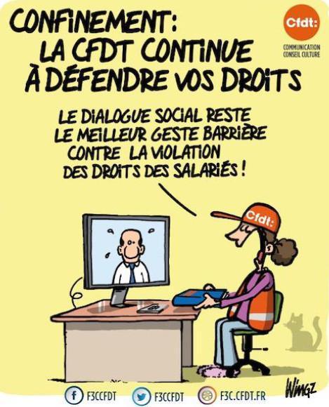 Lettre ouverte à M. Stéphane RICHARD par CFDT,CFECGC,SUD,CGT,FO,CFTC
