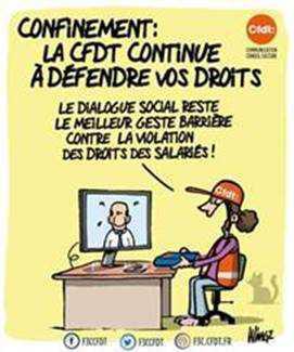 Sans dialogue social, la reprise d'activité « ne marchera pas », dit Laurent Berger