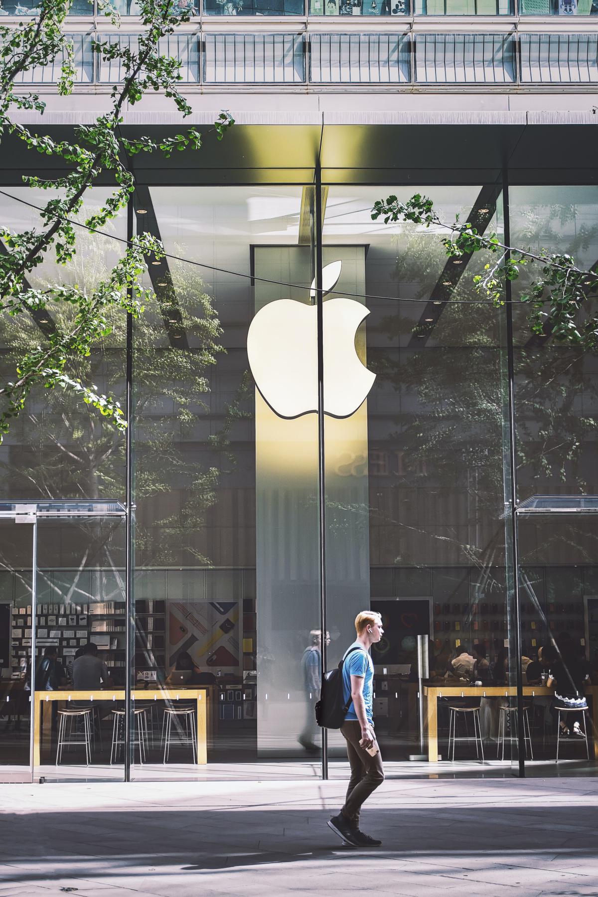 Mise à jour Apple