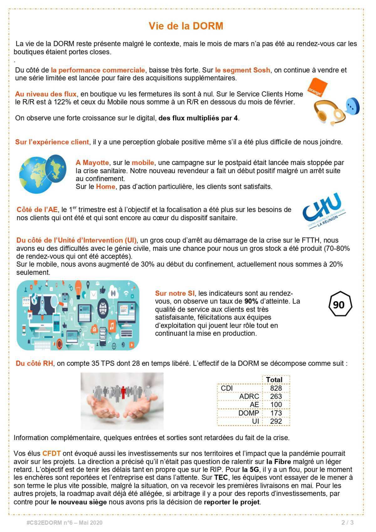 #CS2EDORM n°6 - Une séance en conférence téléphonique masi pas de tout repos!