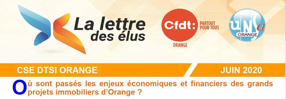 La Lettre des élus CFDT du CSEE de juin