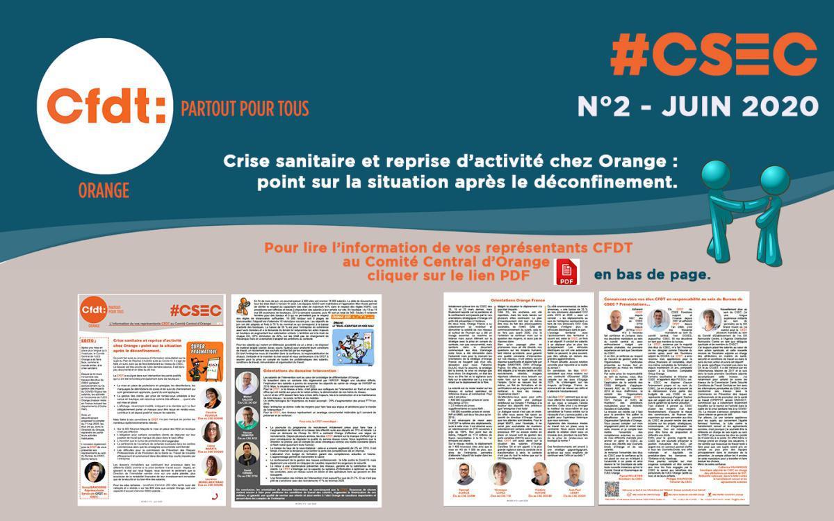 #CSEC N°2 - JUIN 2020