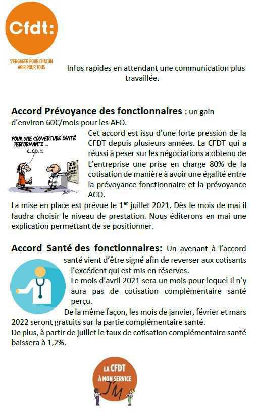 Infos Fonctionnaires