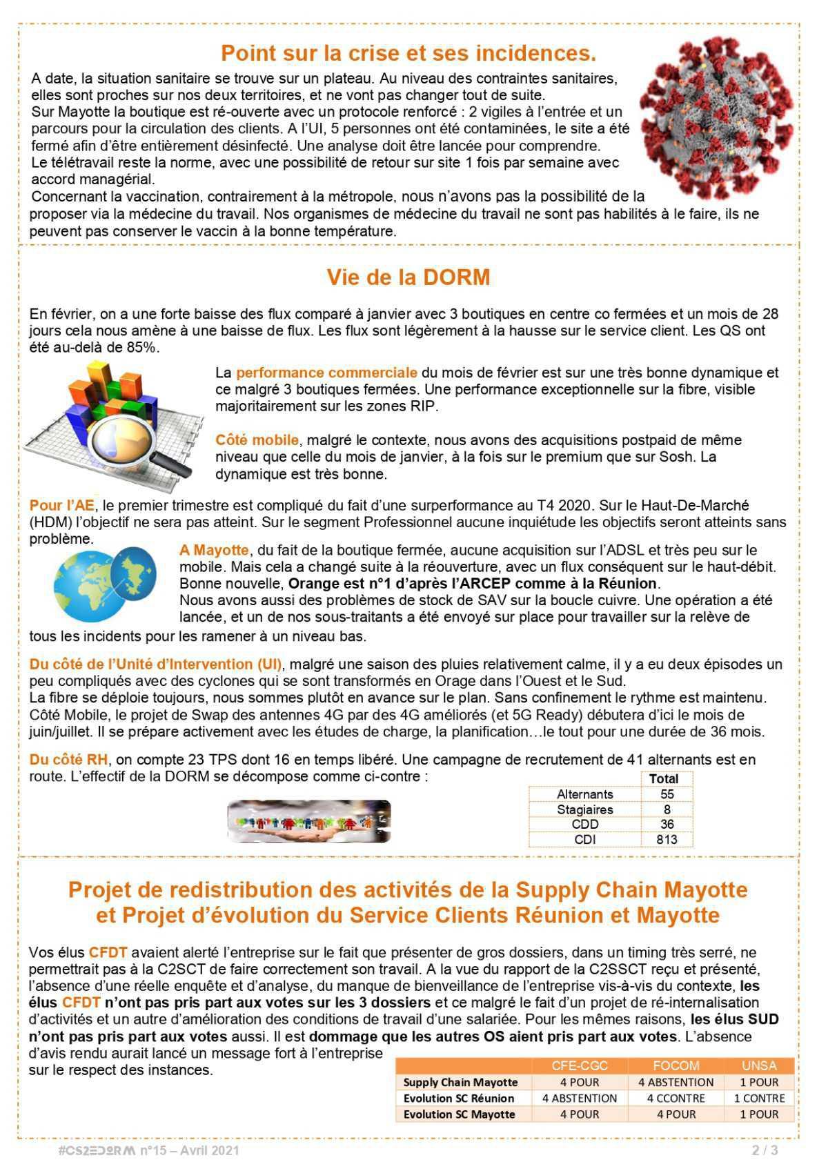 #CS2EDORM n°15 - CSEE des 25 et 26 mars 2021