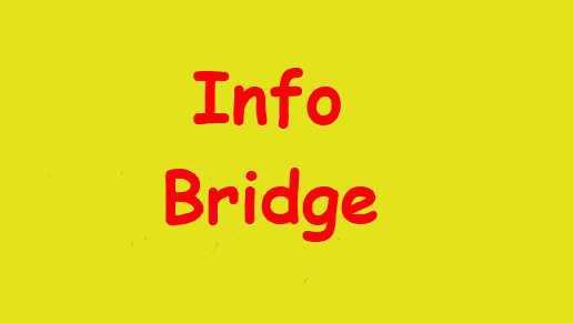 Infos Bridge