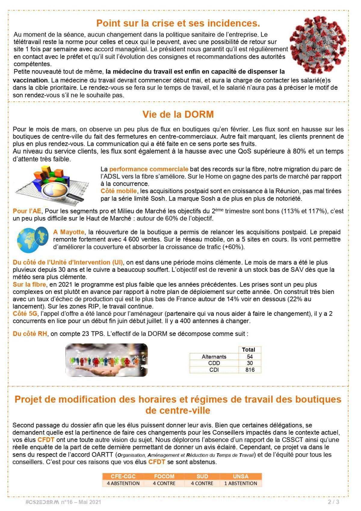 #CS2EDORM n°16 - CSEE des 29 et 30 avril 2021