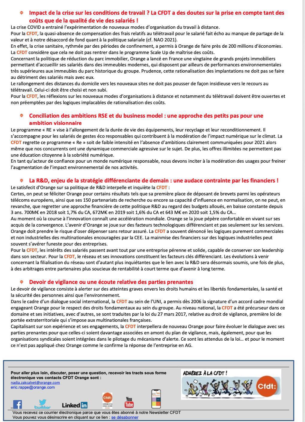 La lettre de l'épargne et de l'actionnariat salarié - Juin 2021 - #16