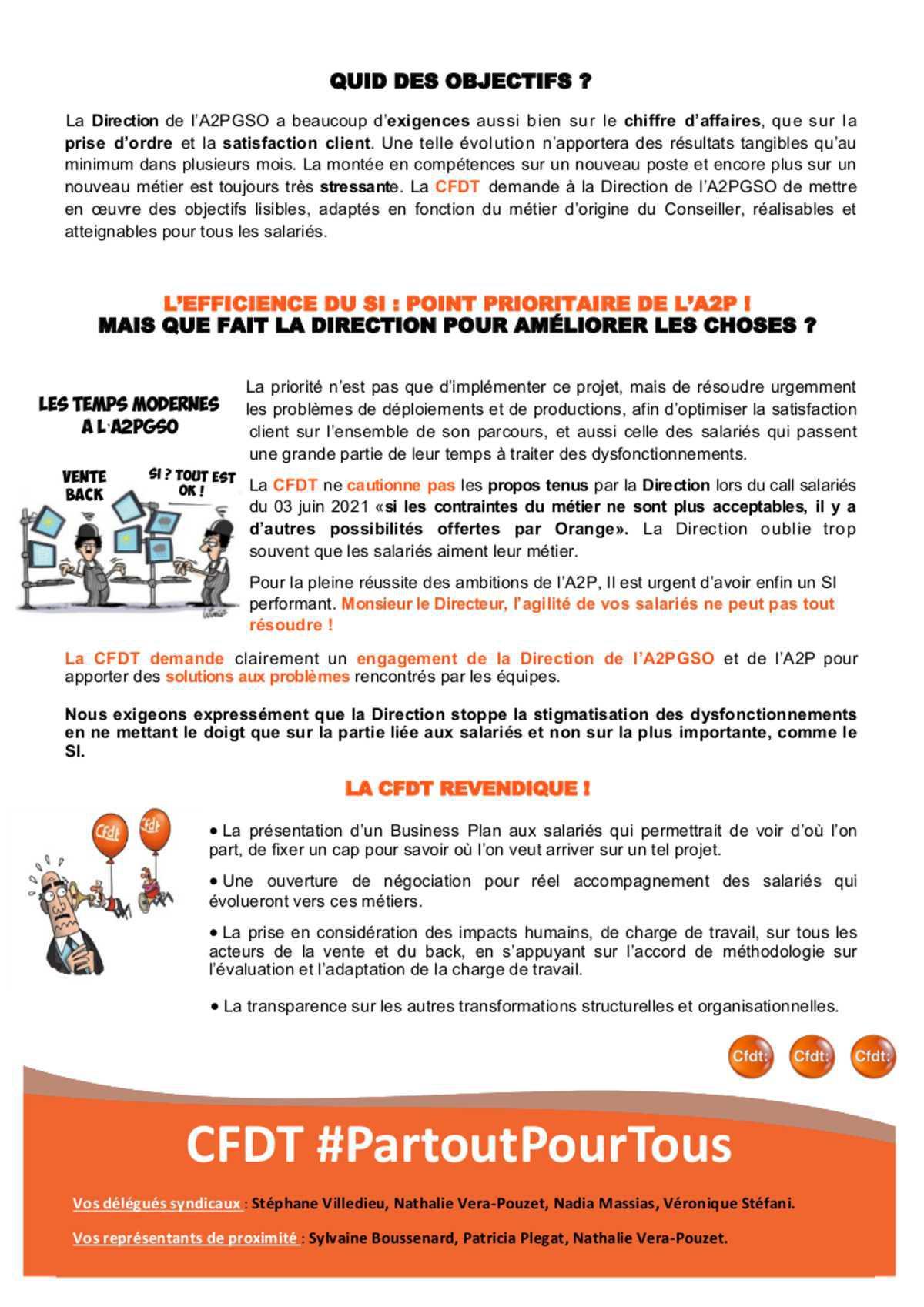 AGPRO-PME GSO - Nouveau modele de vente - Juin 2021