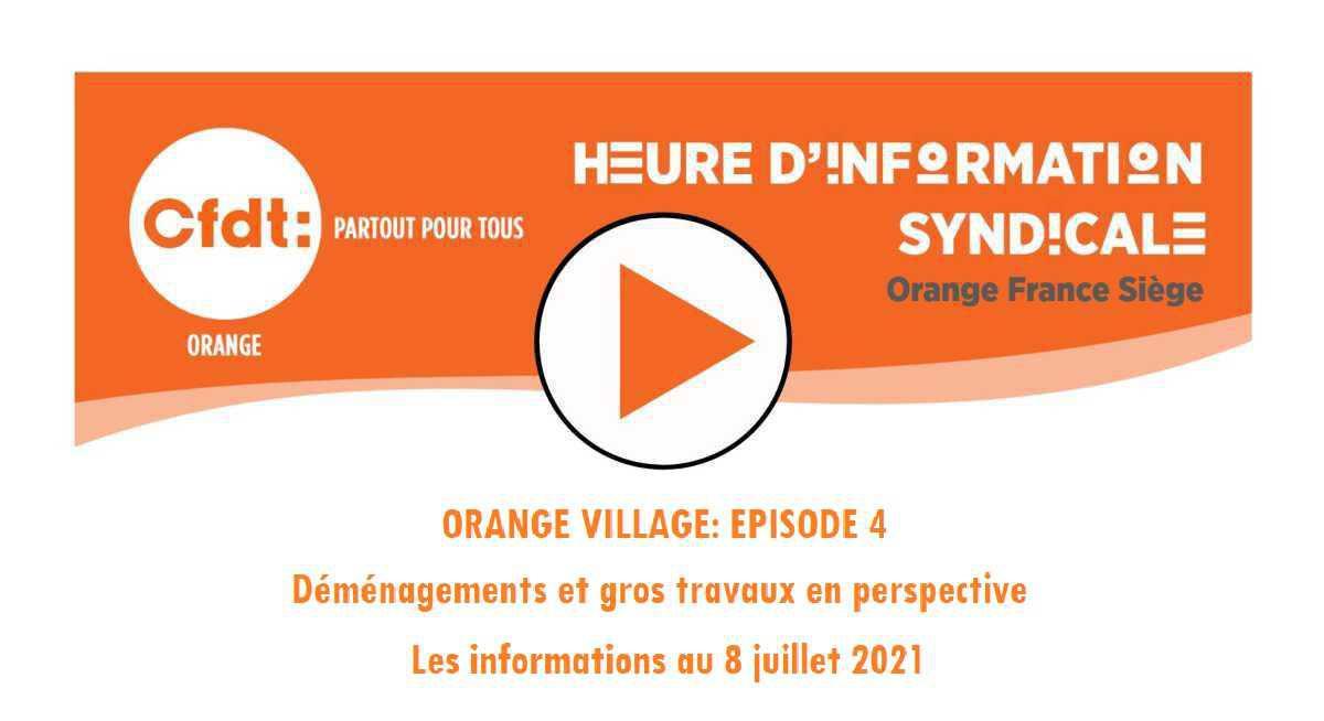 REPLAY HIS: Orange - Le Nouveau Village