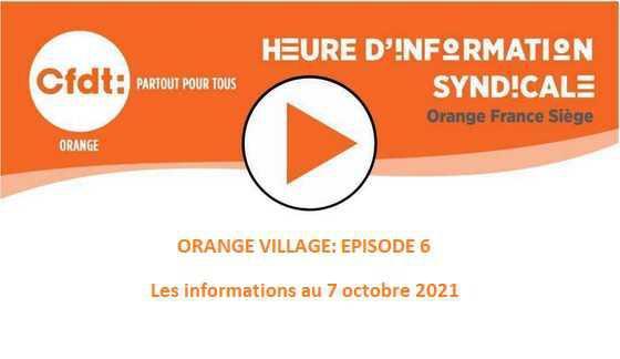 REPLAY HIS: Orange - LNV 10/2021