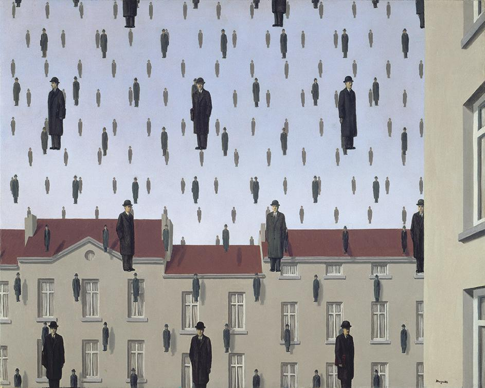 Mostra multimediale Inside Magritte Firenze