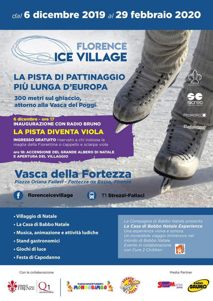 Florence Ice Village Firenze
