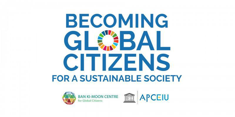 BECOMING GLOBAL CITIZENS FOR A SUSTAINABLE FUTURE