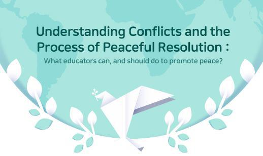 UNDERSTANDING CONFLICTS AND THE PROCESS OF PEACEFUL RESOLUTION