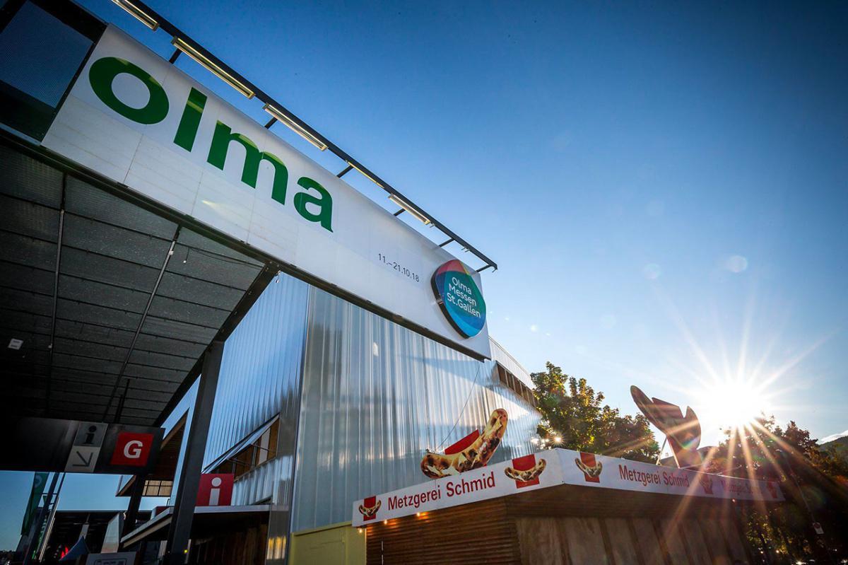 OLMA - Schweizer Messe für Landwirtschaft und Ernährung