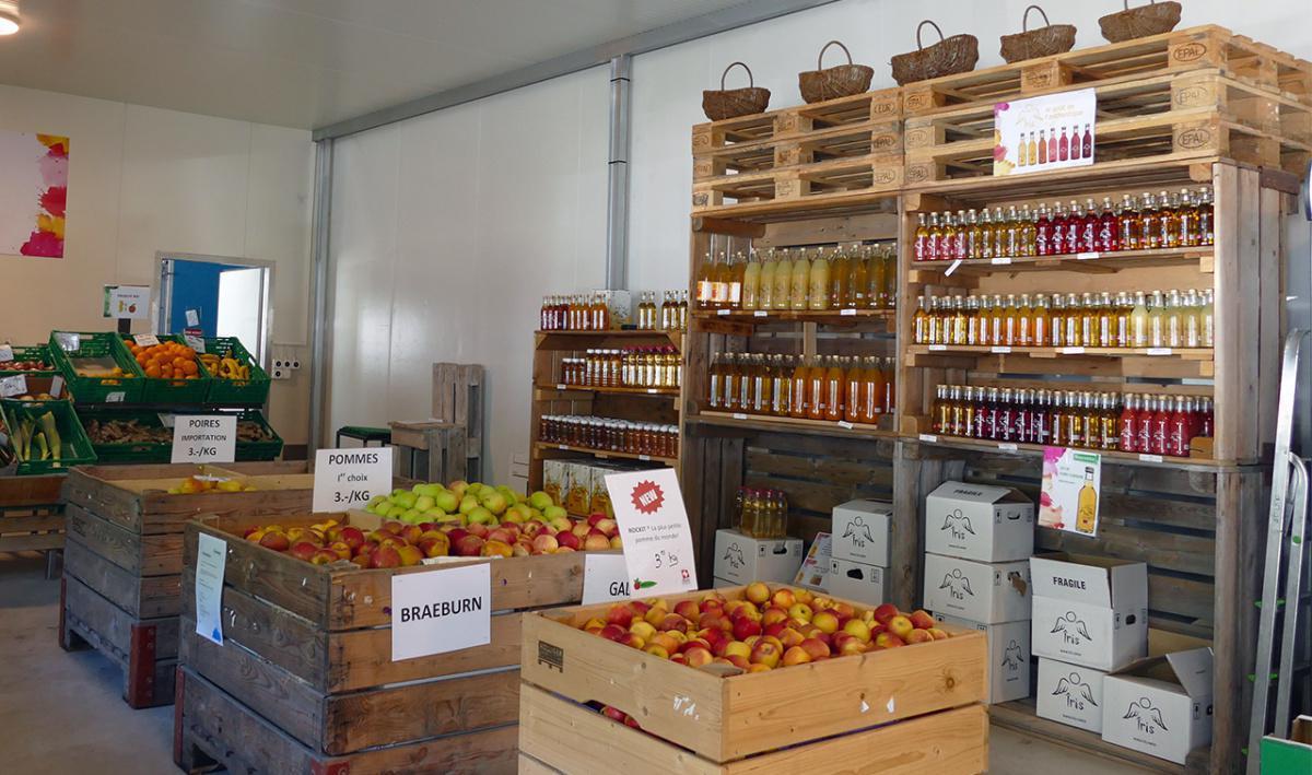 Kiosque de la Vallée-Riddes