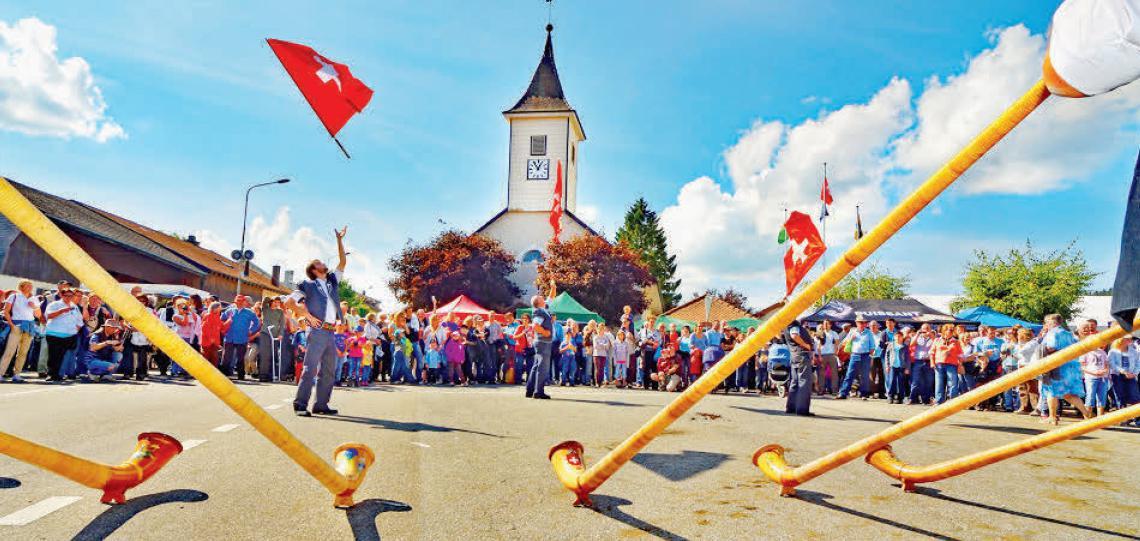 Fest des Vacherin Mont-d'Or