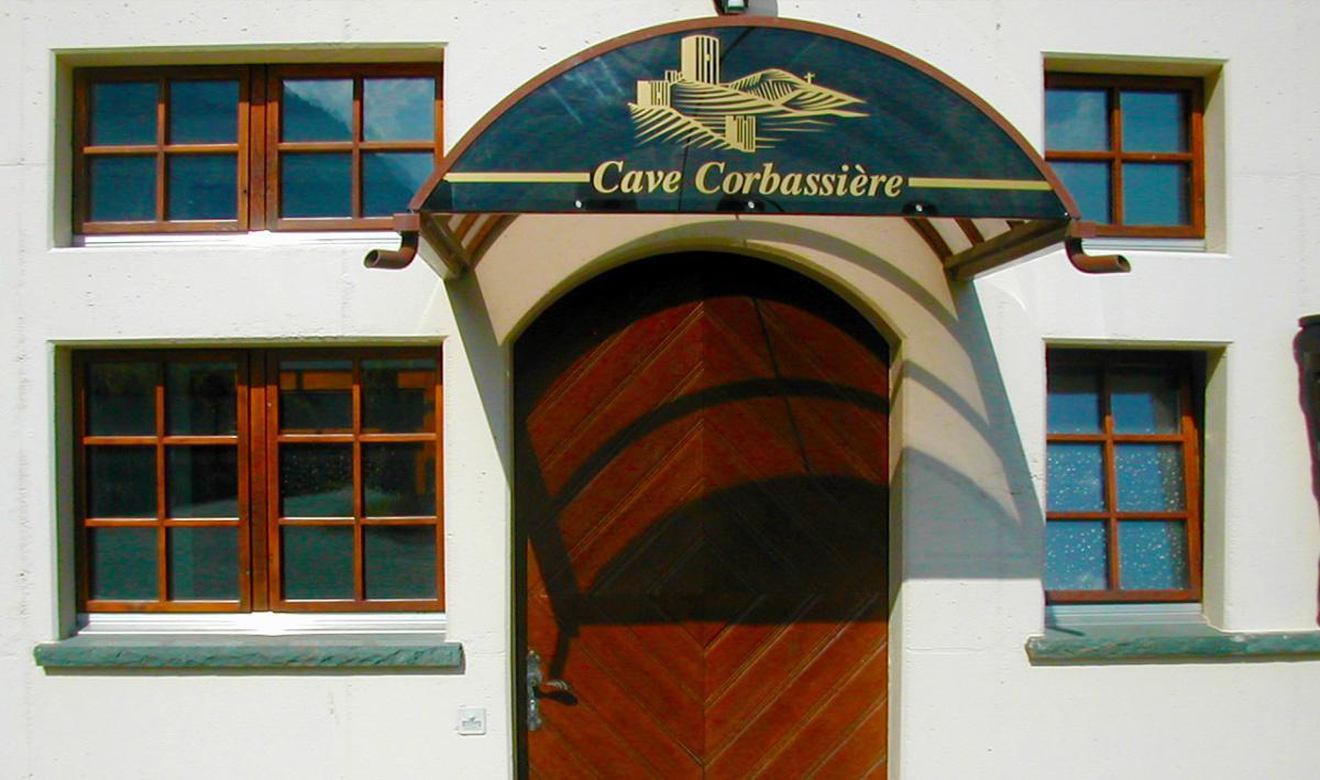 Cave Corbassière
