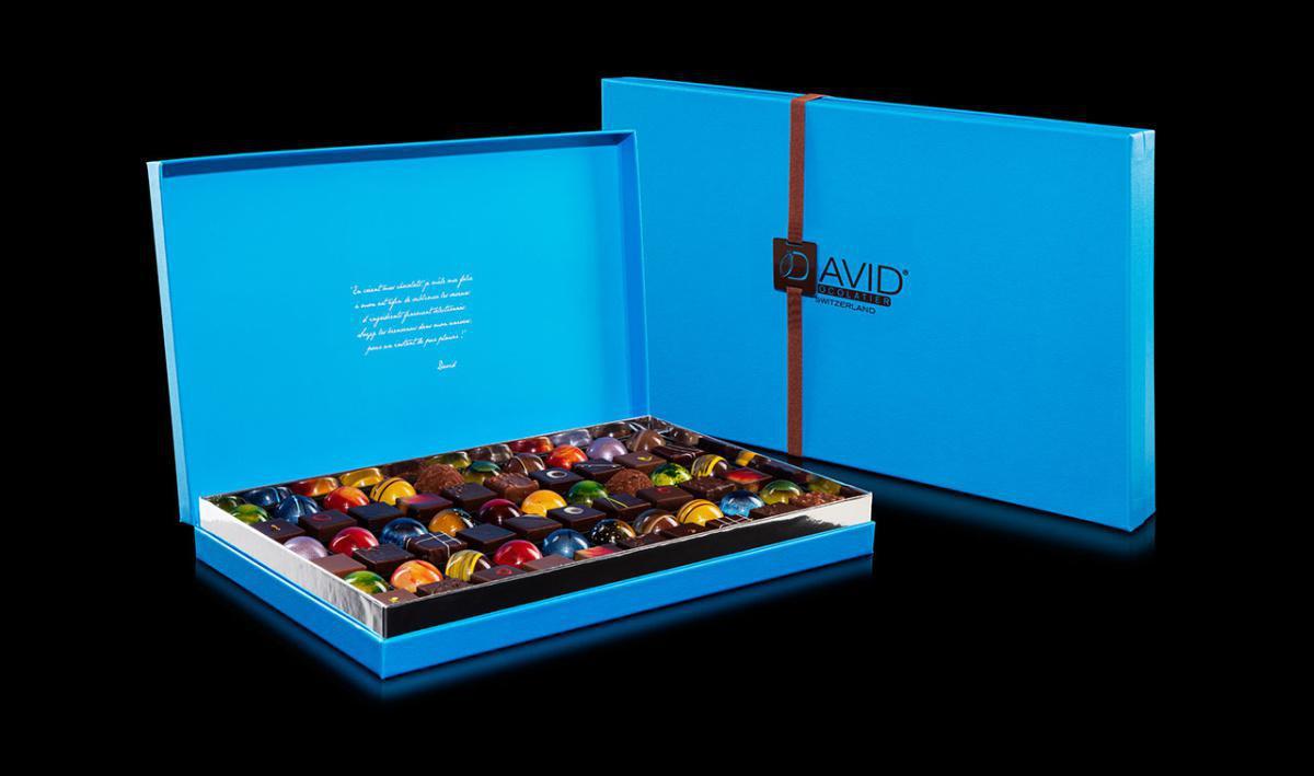 David, L'Instant Chocolat