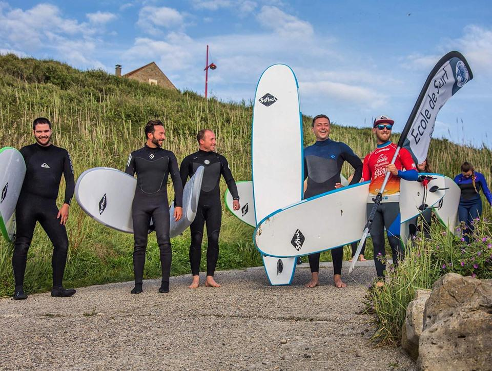 ESN, Ecole de Surf du Nord