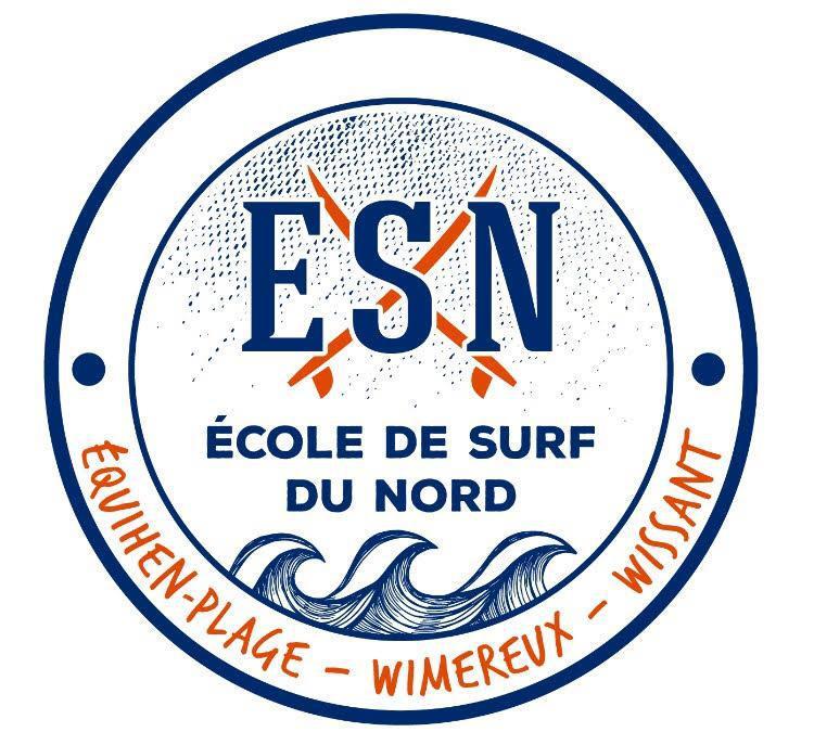 Antoine Bernars - gérant de l'école de surf du nord