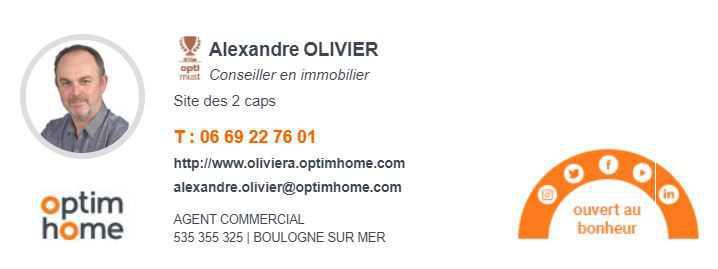 Alexandre Olivier - conseiller en immobilier