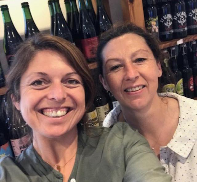Laure et Myriam, Cap Nature