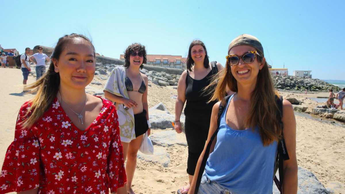 Wissant: le littoral pris d'assaut pour le week-end de l'Ascension