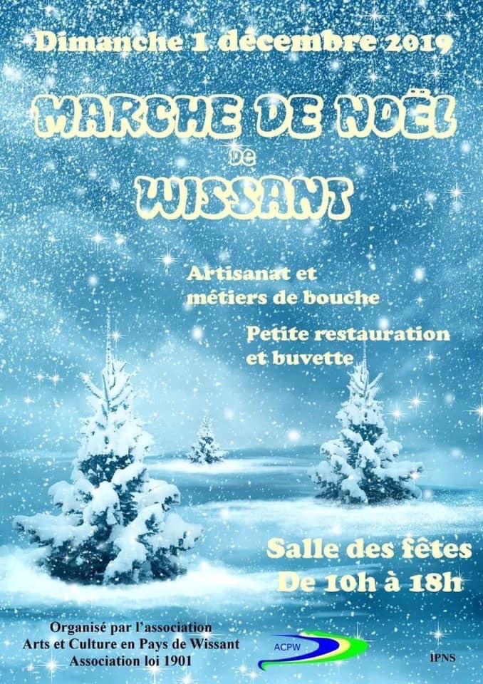 .:: ANNULÉ ::. Marché de Noël de Wissant