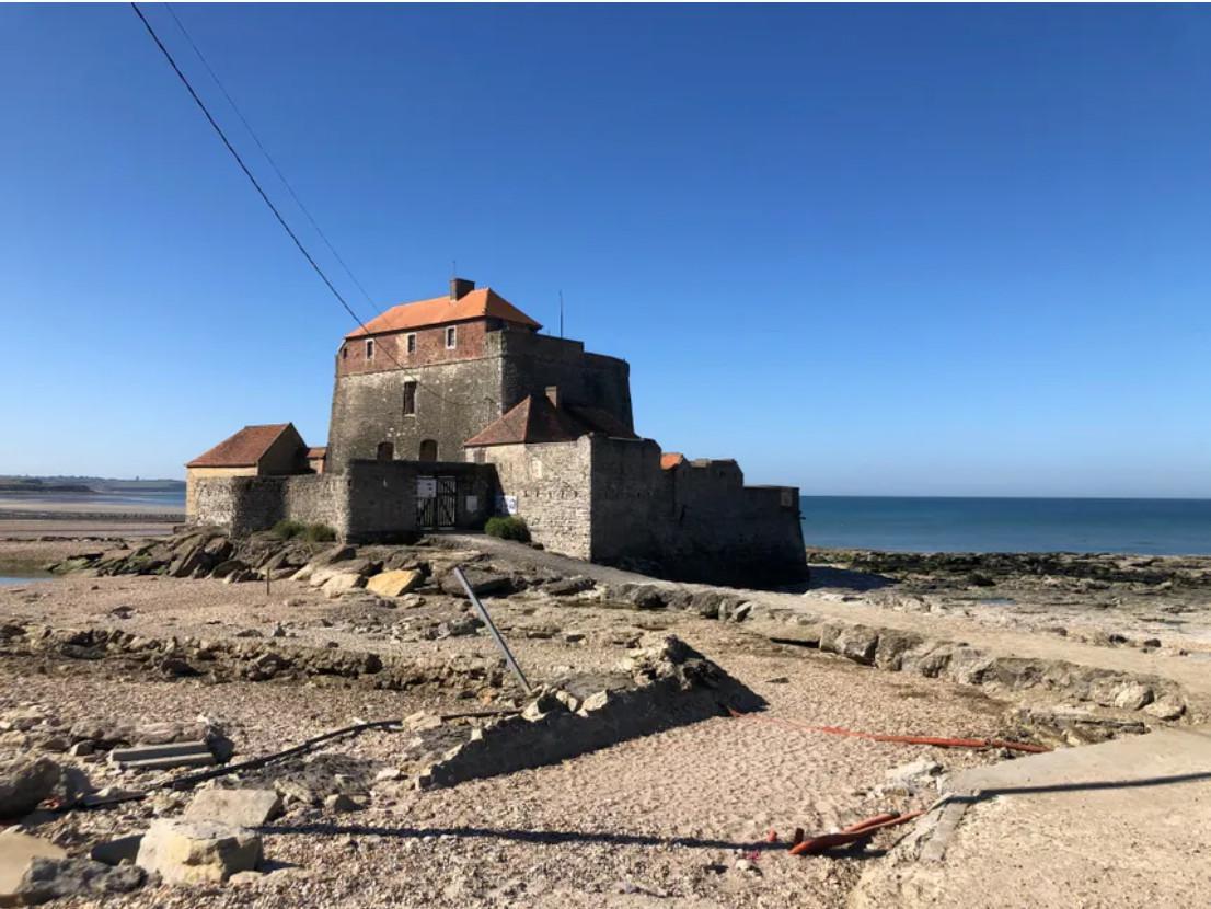 Côte d'Opale : le fort d'Ambleteuse est candidat à l'Unesco