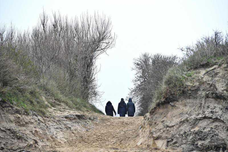 À Tardinghen, une randonnée salée entre terre et mer