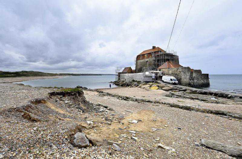 Le fort d'Ambleteuse s'est refait une santé pour sa réouverture le 3 juillet