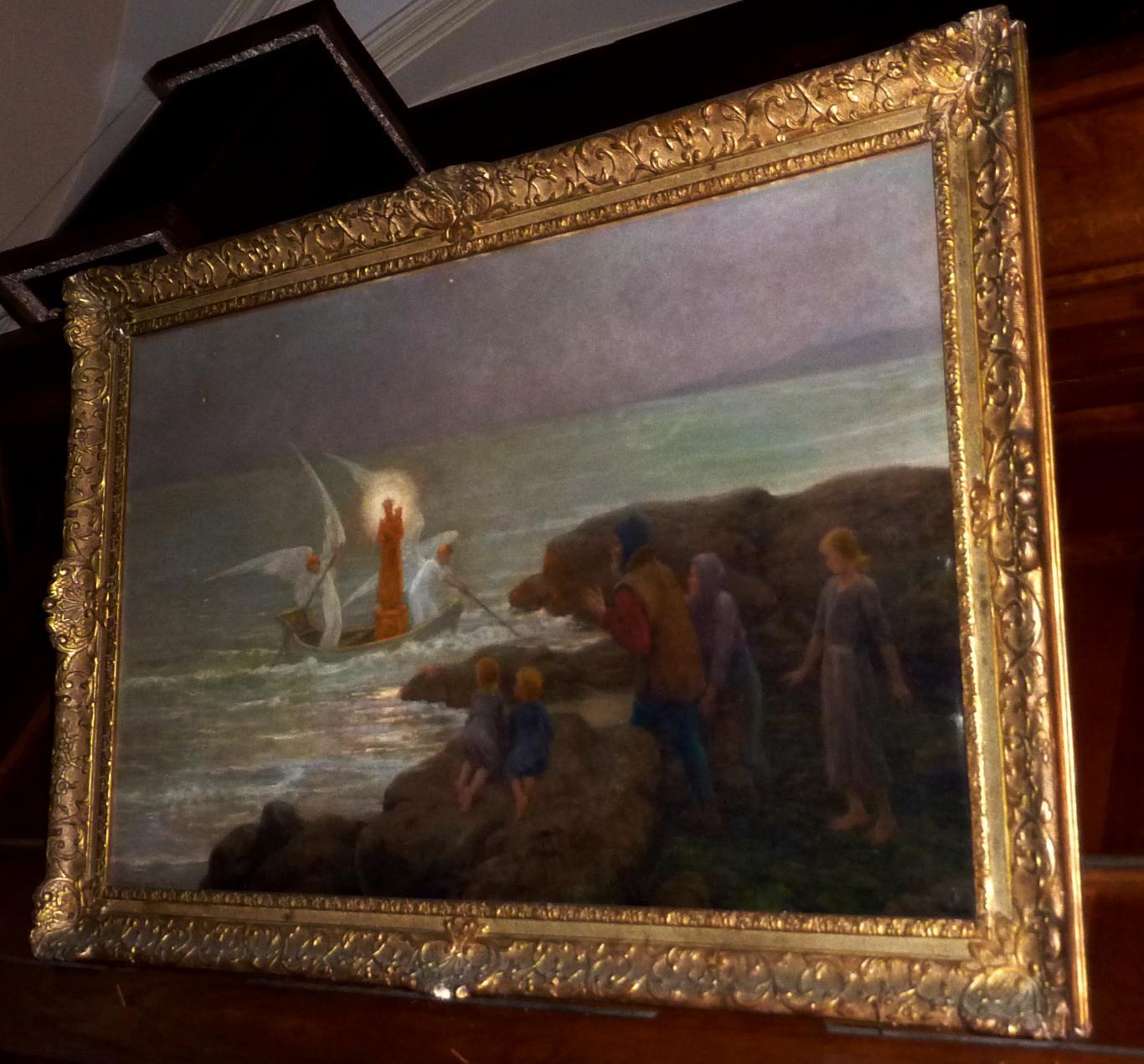 Monu Relig Eglise  191 N.D de Boulogne par Virginie Demont