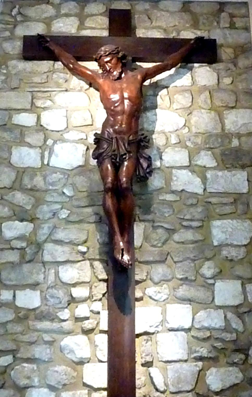 Monu Relig Eglise  300 croix du calvaire des marins