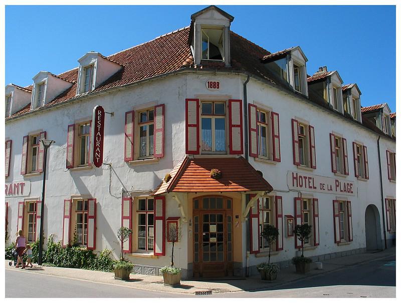 Village Hotel de la plage0930