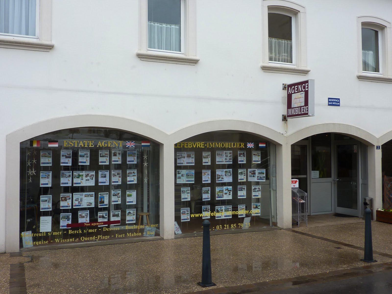 Village Mag Agence immobilière Lefebvre