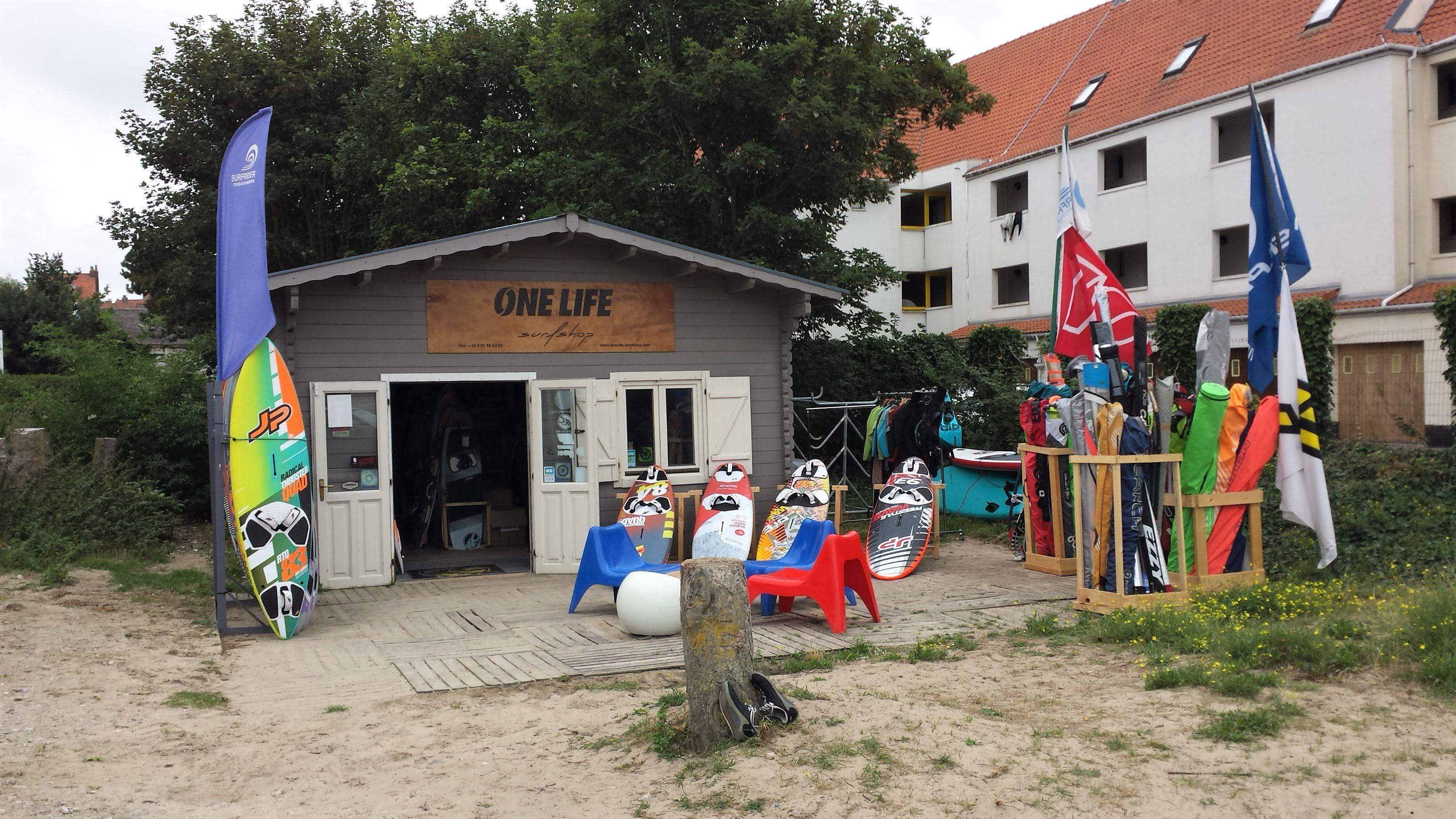 Village Mag la plage Surf 5-a wissant